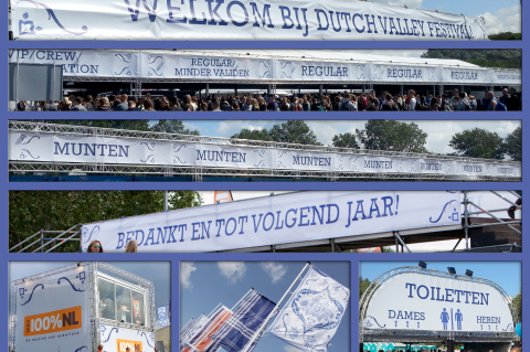 Dutch Valley Banners